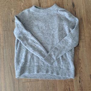 Gray H&M sweater size M